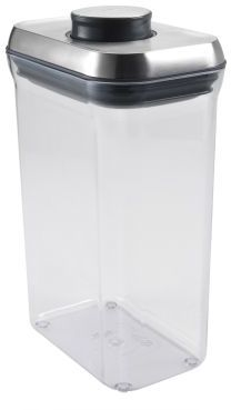 OXO SteeL Pop Rectangular Container 21⁄2 qt.