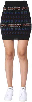 Kenzo Knitted Mini Skirt