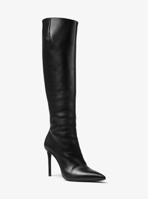 Michael Kors Vesey Calf Leather Boot