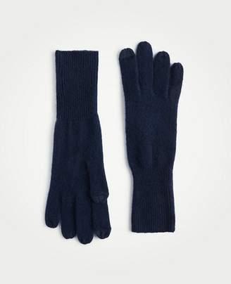 Ann Taylor Cashmere Tech Gloves