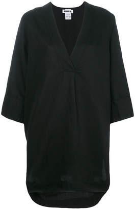 Hope v-neck dress