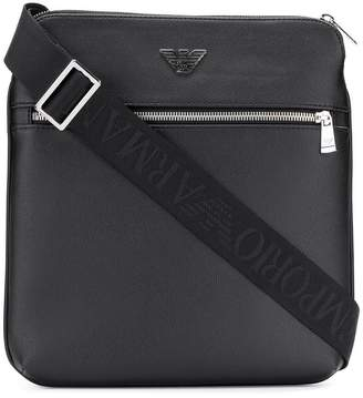 58a5f53133c9 Emporio Armani Black Bags For Men - ShopStyle Australia