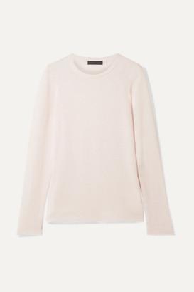 ATM Anthony Thomas Melillo Cashmere Sweater - Blush