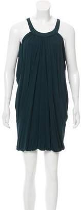 Yigal Azrouel Oversize Sleeveless Dress