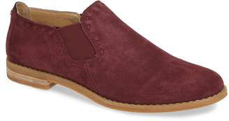 Hush Puppies R) Chardon Water Resistant Slip-On Flat