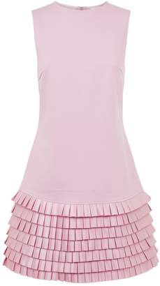 Ted Baker Marggia Pleated Shift Dress