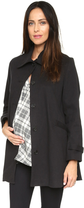 HATCH The Swing Coat $298 thestylecure.com