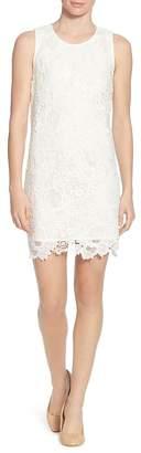 Catherine Malandrino Sherrell Lace Shift Dress