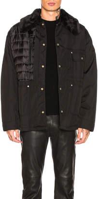 Maison Margiela Cordura Button Up Jacket