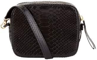 Nancy Gonzalez Python Camera Bag
