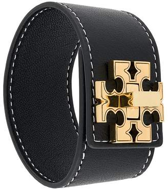 Tory Burch double T band bracelet
