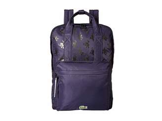 Lacoste Square Backpack