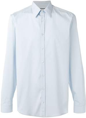 Gucci pointed collar shirt