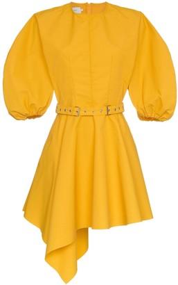 Marques Almeida Marques'Almeida Asymmetric Belted Mini Dress