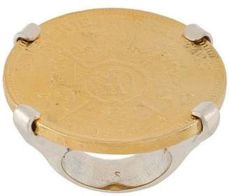 Wouters & Hendrix A Wild Original! coin ring