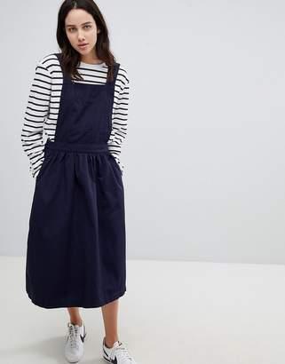 Mads Norgaard Cotton Apron Dress