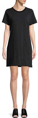 Rag & Bone Cotton T-Shirt Dress