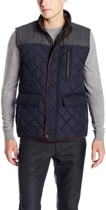 Vince Camuto Men's Ralph Quilted Vest