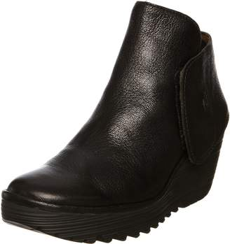 Fly London Women's Yogi Wedge Boot