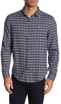 Original Penguin Gingham Long Sleeve Heritage Slim Fit Shirt