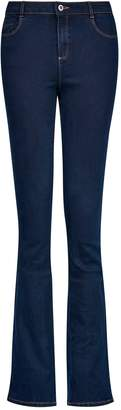 Dorothy Perkins Womens **Tall Indigo 'Ellis' The Classic Bootcut Jeans