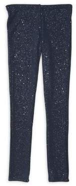 Manguun Girl's Glitter Leggings