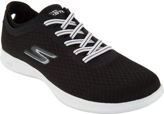 Skechers GO Step Lite Mesh Bungee Sneakers - Dashing