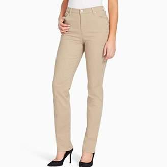 Gloria Vanderbilt Women's Petite Anita Straight Leg Pant