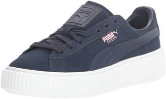 Puma Kids Suede Platform Jr Sneakers