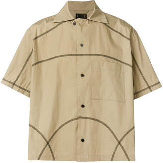 Craig Green oversized shortsleeved shirt