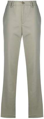 Closed side stripe tailored trousers