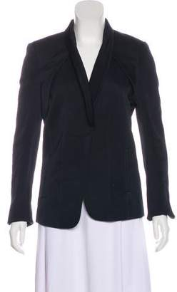Alexander Wang Structured Open-Front Blazer w/ Tags