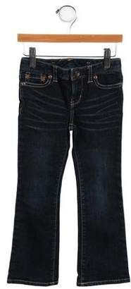 Ralph Lauren Girls' Straight-Leg Jeans