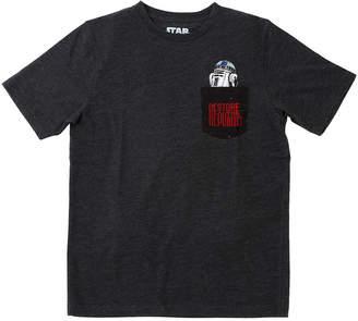 Star Wars Hybrid Tees Graphic T-Shirt-Big Kid Boys