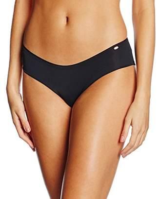 Skiny Women's Inspire Lace Panty Boy Short, (Black 7665), 14 (Size: 40)