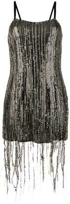 Amen beaded mini dress
