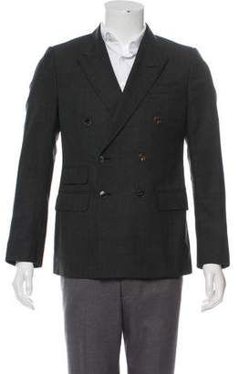 Gucci Wool Double-Breasted Blazer
