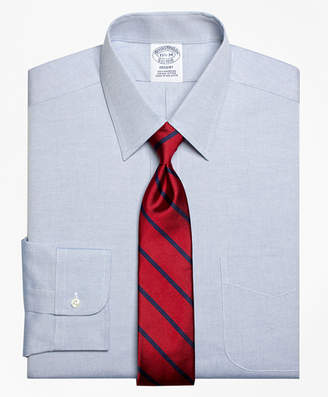 Brooks Brothers Regent Fitted Dress Shirt, Forward Point Collar