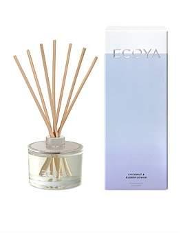 Ecoya Reed Diffuser 200Ml - Coconut & Elderflower