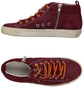 Leather Crown High-tops & sneakers - Item 11381655UM