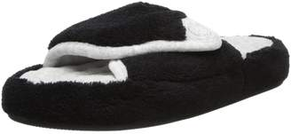 Isotoner Women's Signature Microterry Pillowstep Spa Slide Slipper