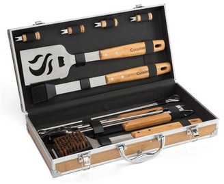 Cuisinart 13-Piece Bamboo BBQ Tool Set