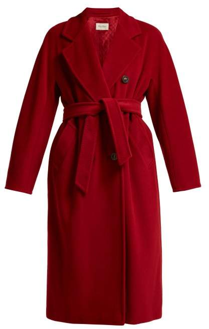 Madame Coat - Womens - Red