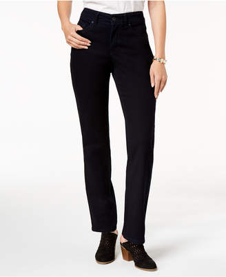Style&Co. Style & Co High-Rise Straight-Leg Jeans, Created for Macy's