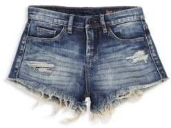 Blank NYC Girl's Denim Shorts