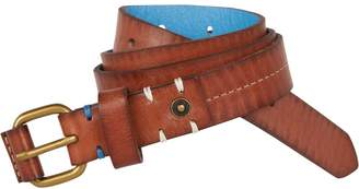 Scotch & Soda Contrast Leather Belt
