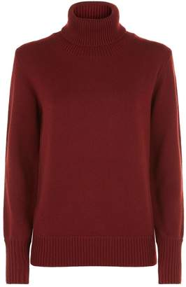 Burberry Cashmere Archive Logo Sweater
