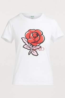 Kenzo Flower print T-shirt