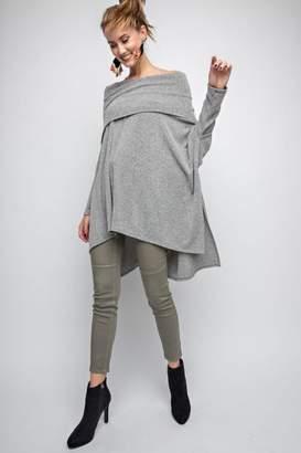 Easel Off Shoulder Sweater
