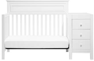 DaVinci Autumn 3-in-1 Convertible Crib and Changer Combo